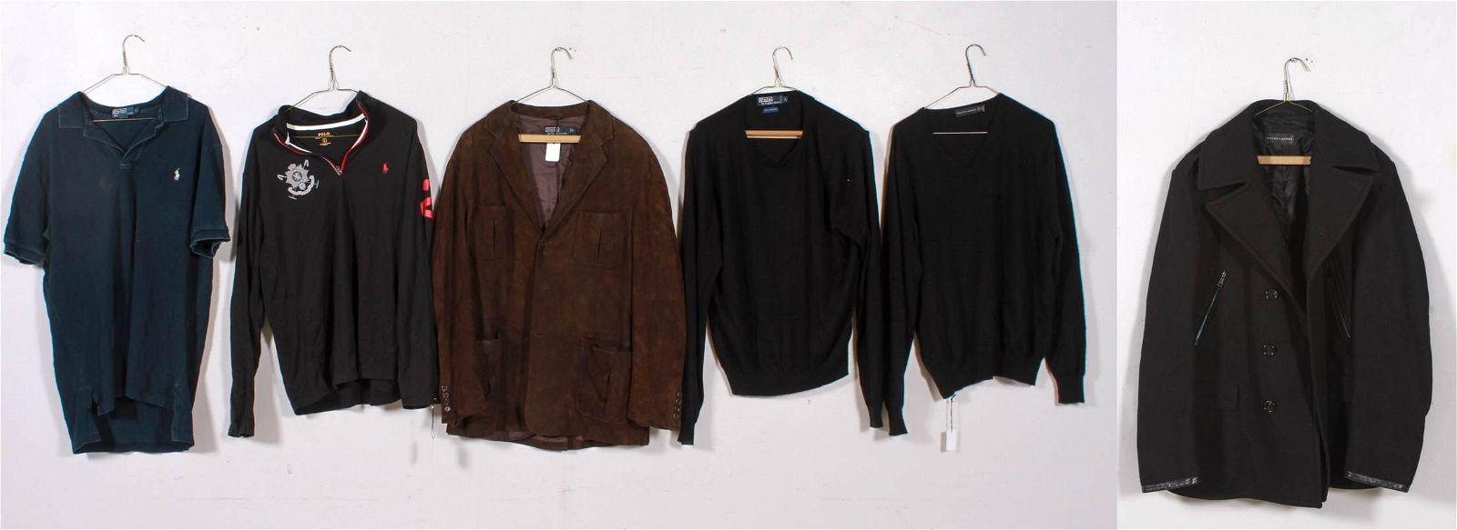 (6) Ralph Lauren and Polo Garments