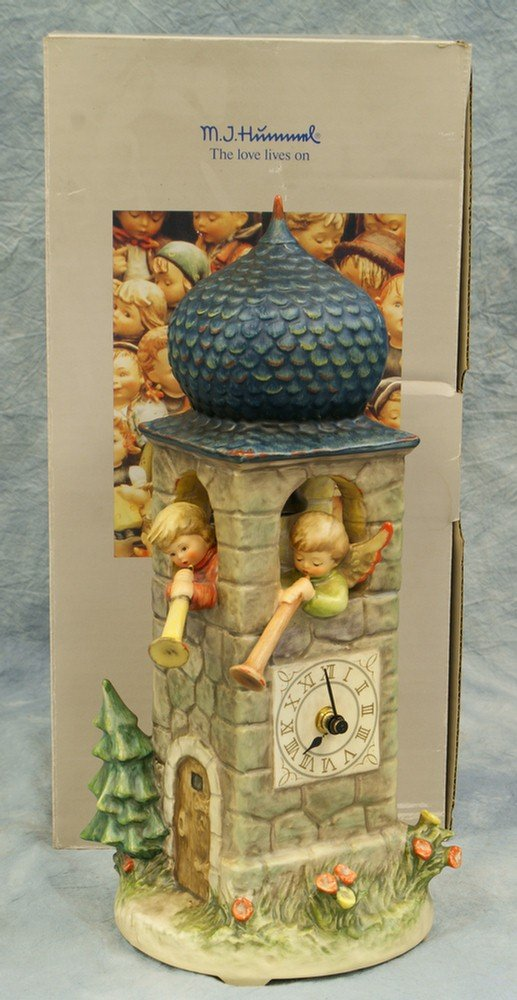 "1: Hummel figurine: Call to Worship - 441, 13 1/2"" tall"