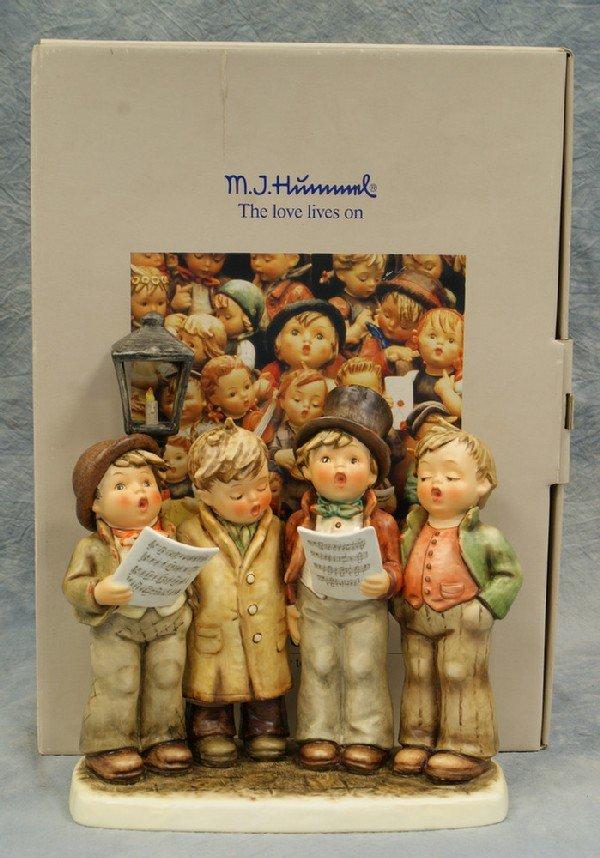 "3: Hummel figurine: Harmony in Four Parts - 471, 10"" x"