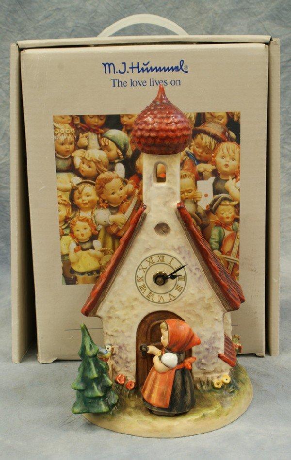 """16: Hummel figurine: Chapel Time - 442, 11"""" tall; moder"""