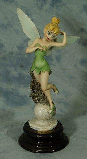 Armani Porcelain Tinkerbelle  Figurine, Original Box