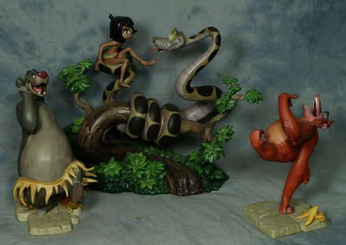 47: (3) Walt Disney Classic Collection, The Jungle Book