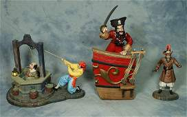 52: (3) Walt Disney Classics Collection, Pirates life f