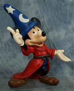 """119: Disney Big Fig, """"Sorcerer's Apprentice"""", 21"""" high"""