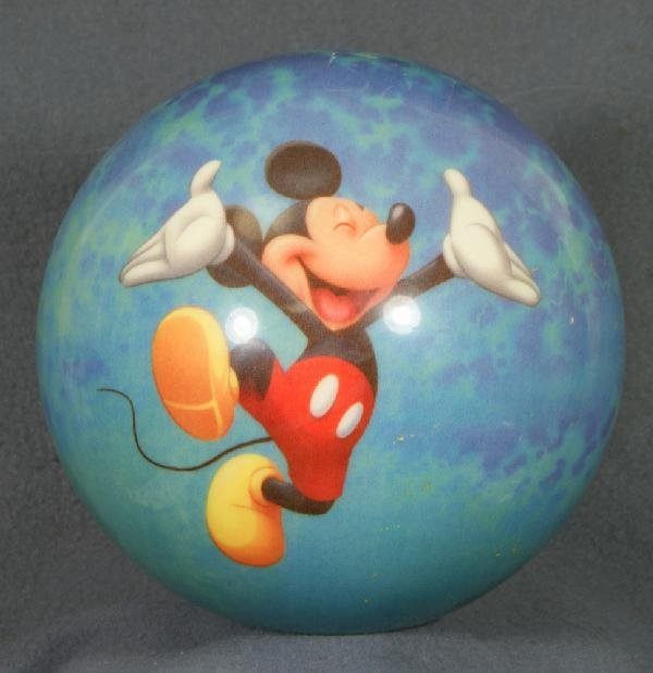 315: Mickey Mouse bowling ball - 2