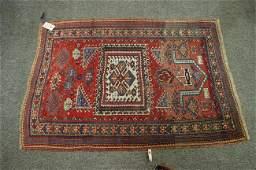 6 39 x 52 Caucasian prayer rug