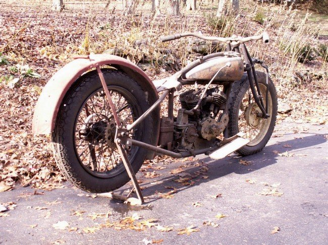 5A: 1921 Indian Scout