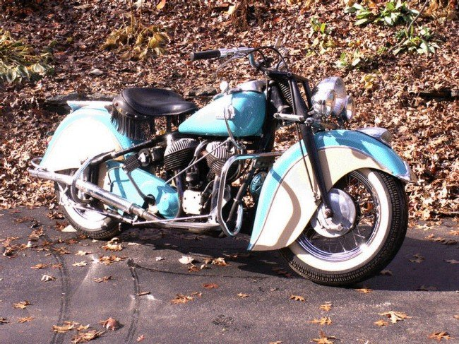 10A: 1948 Indian Chief