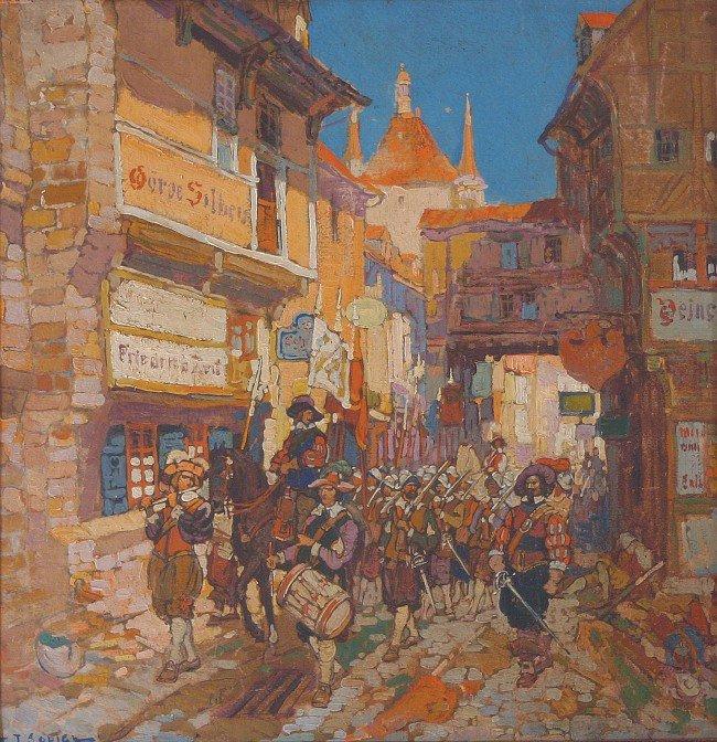 21: Henry James Soulen, 1888 - 1965, Phoenixville, Penn