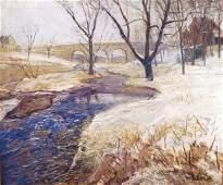 146: Walter Emerson Baum, 1884 - 1956, Sellersville, Pe