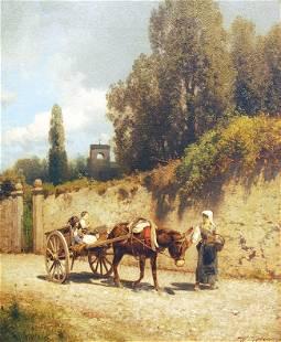 233: Hermann Herzog, 1831 - 1932, Philadelphia, Pennsyl