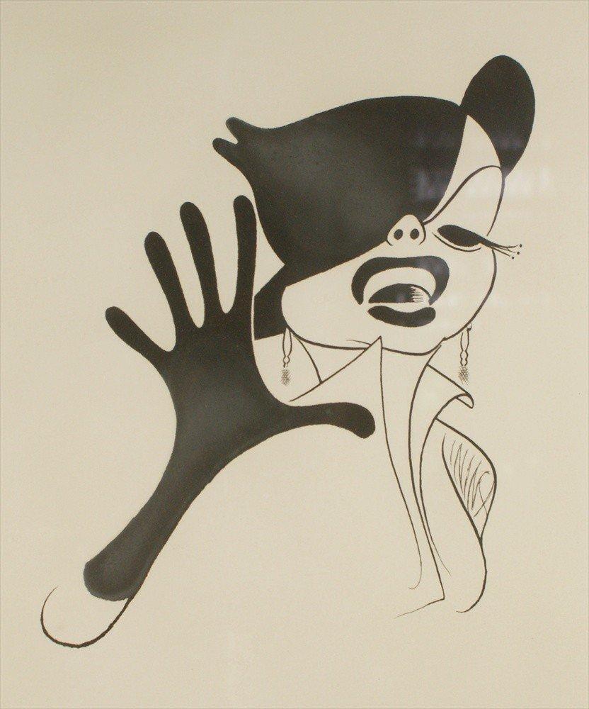 339: Albert Hirschfeld, New York,1903 - 2003, Art Deco - 2