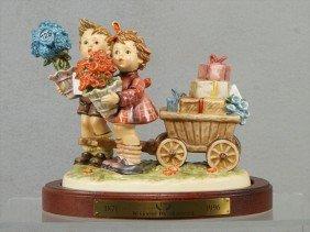 Hummel Century Collection, Love's Bounty, TMK 6, 199