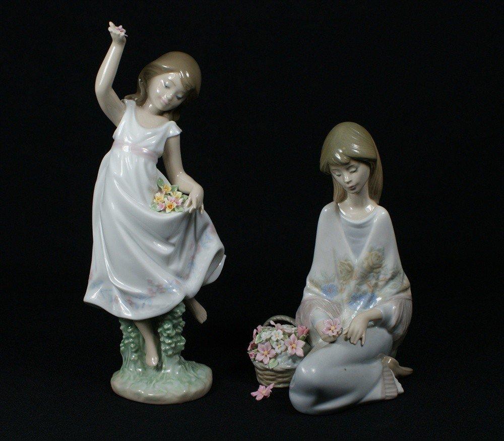 1: Lladro, Garden Dance, Lladro Event Figurines, #6580,