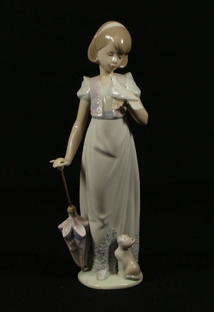 2: Lladro, Summer Stroll, Lladro Event Figurines, #7611
