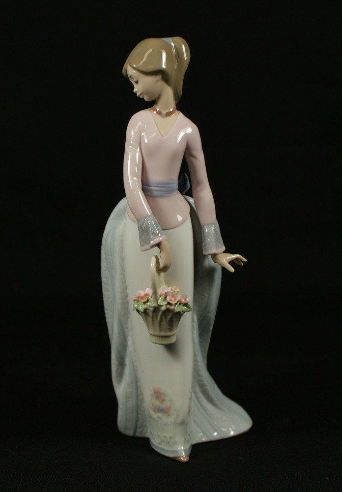 4: Lladro, Basket of Love, Lladro Collector's Society,