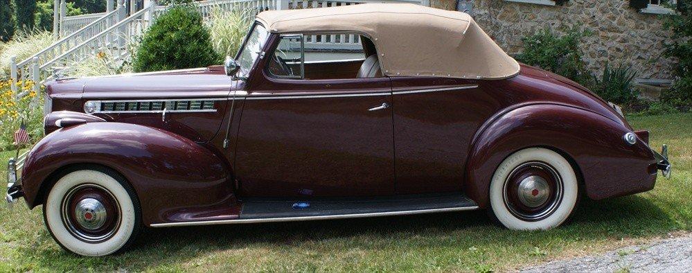 1940 Packard 110 for sale #2058861 - Hemmings Motor News