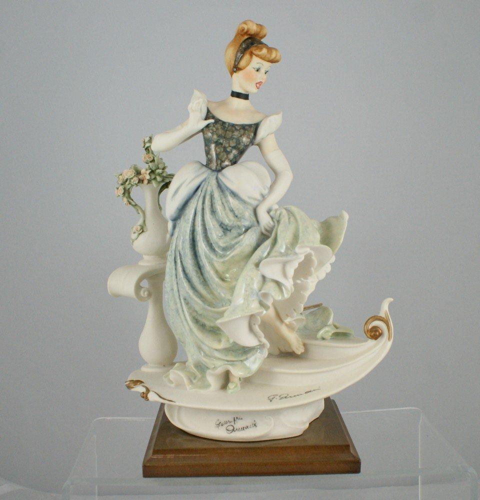 1001: Cinderella by Giuseppe Armani, Disney 1991, Limit