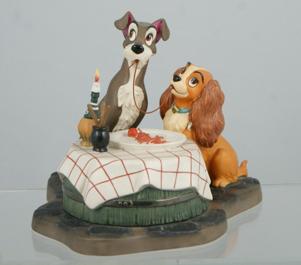 """1013: Lady and the Tramp, Lady and Tramp """"Bella Notte"""","""