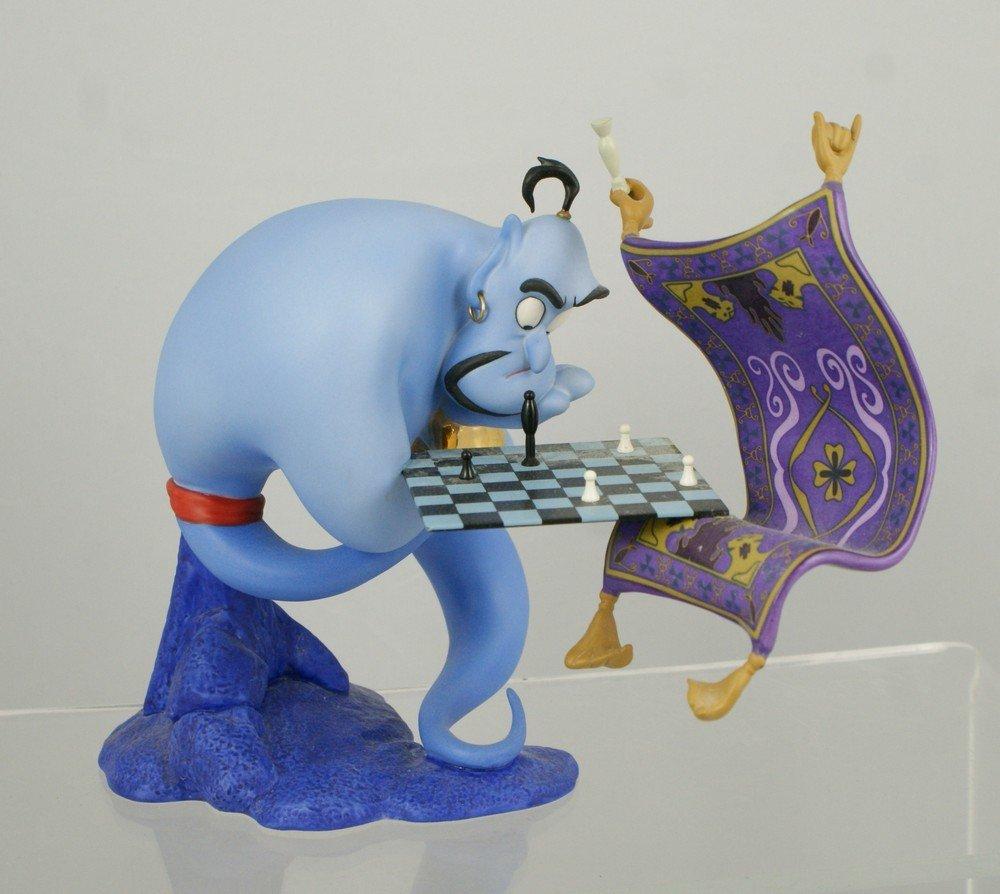 """1020: Aladdin, Genie """"I'm Losing to a rug"""", Walt Disney"""