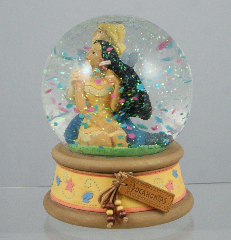 """1033: Pocahontas, """"The Color of the Wind"""", 6"""" tall"""
