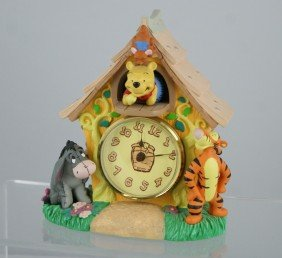 Winnie The Pooh, Watch Collectors Club Series VI