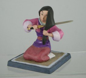 Mulan, Honorable Decision, Walt Disney Classics C