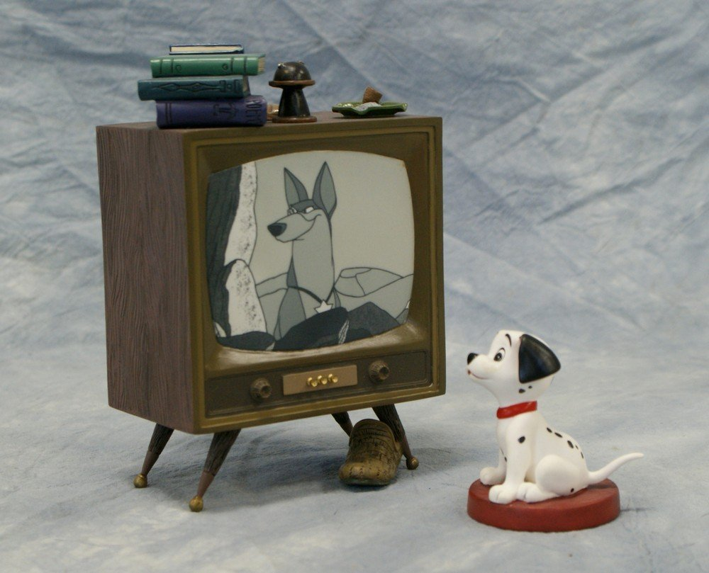 """1112: 101 Dalmatians, Lucky and Television, """"Come on Lu"""