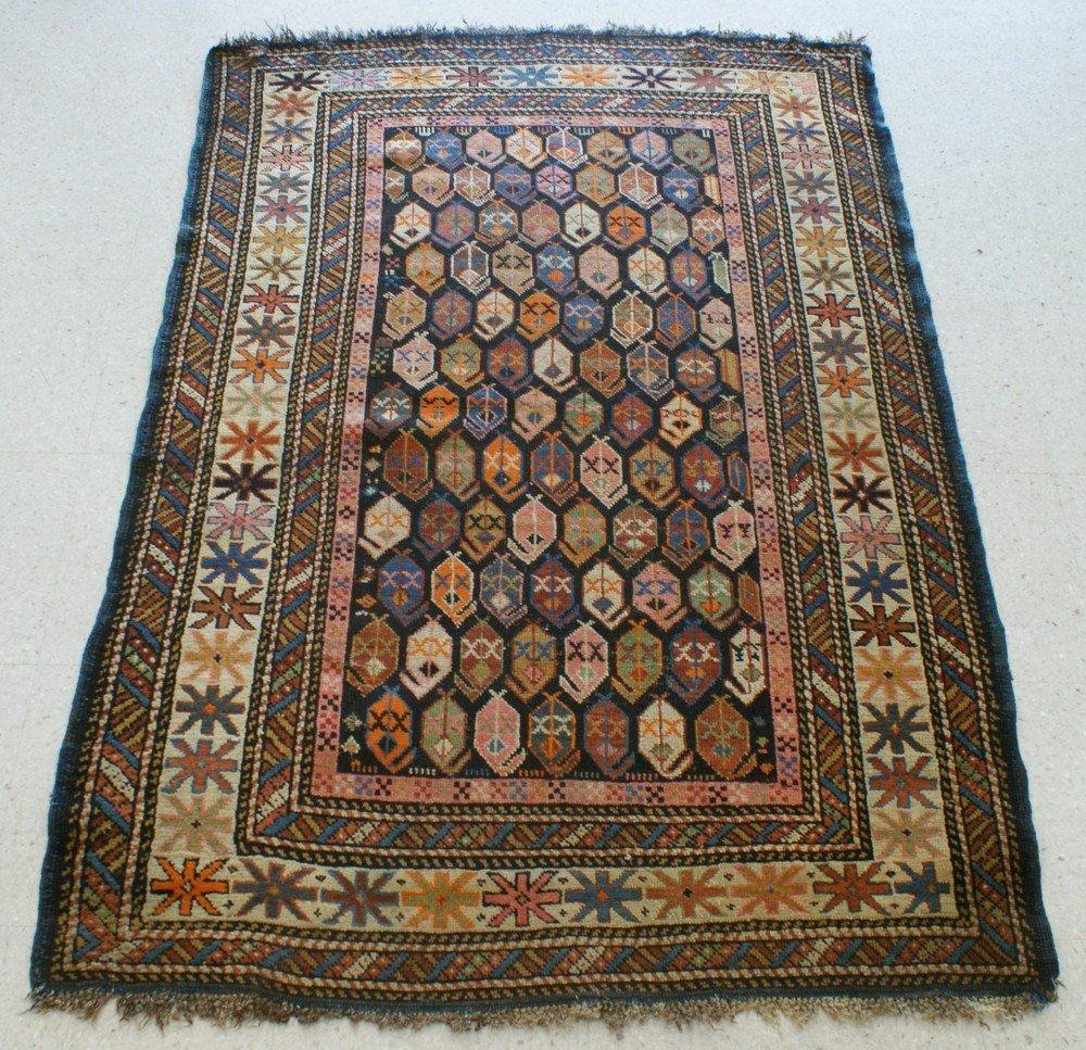 2002: 3' x 6 ' Shirvan rug