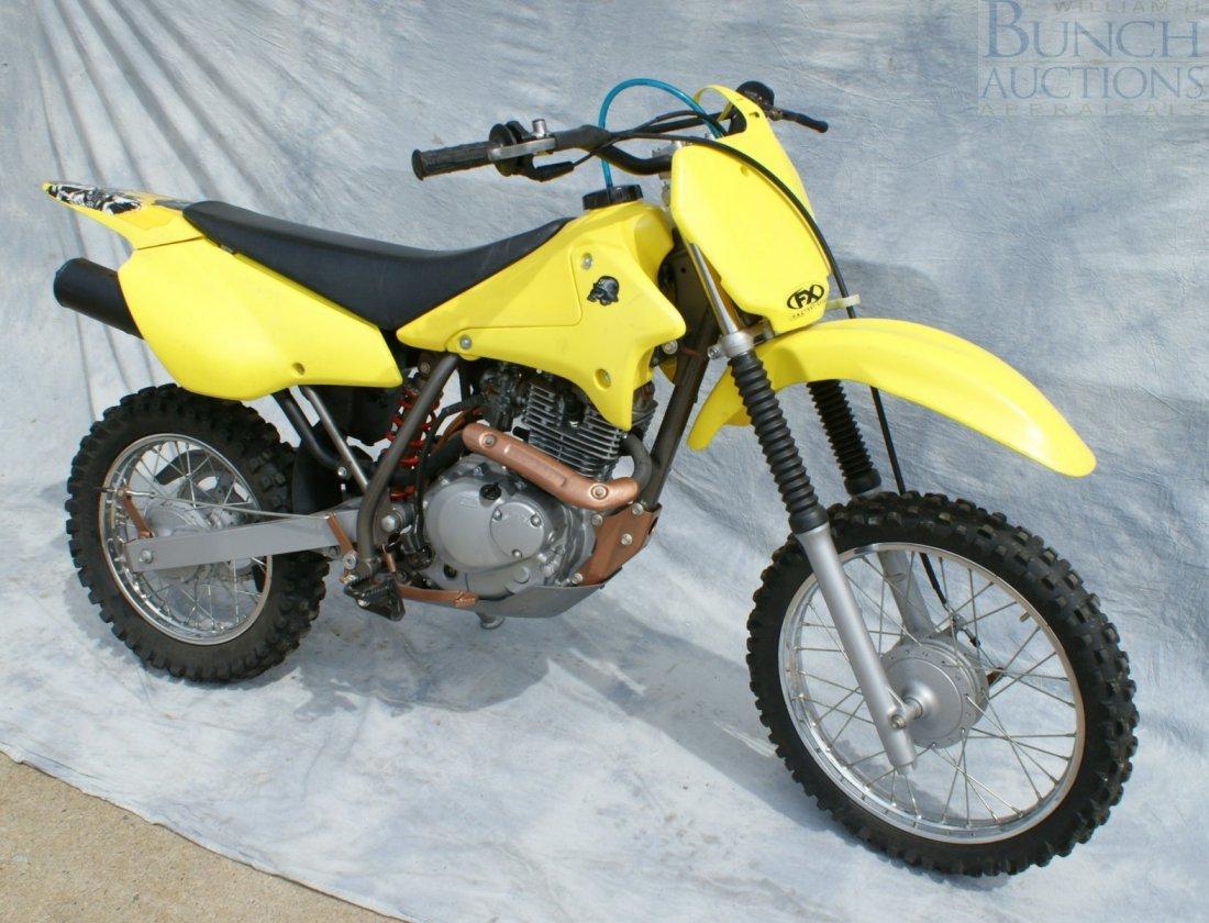 4: 2003 Suzuki Z125, rebuilt engine, runs well, excelle - 3
