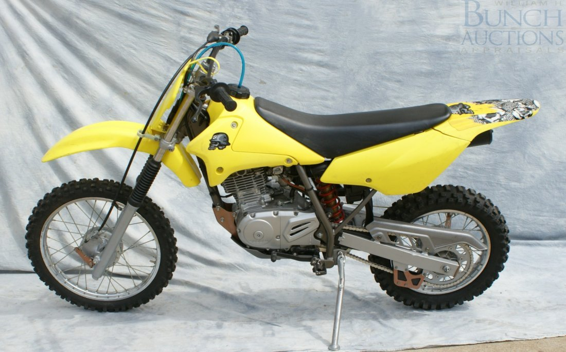 4: 2003 Suzuki Z125, rebuilt engine, runs well, excelle - 4