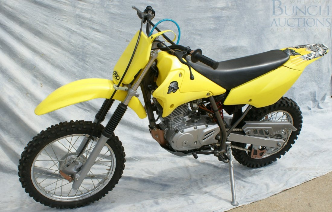 4: 2003 Suzuki Z125, rebuilt engine, runs well, excelle - 6