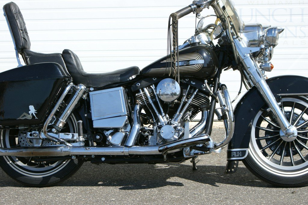 13: 1976 Harley Davidson FLH, clean, rideable, titled,  - 2