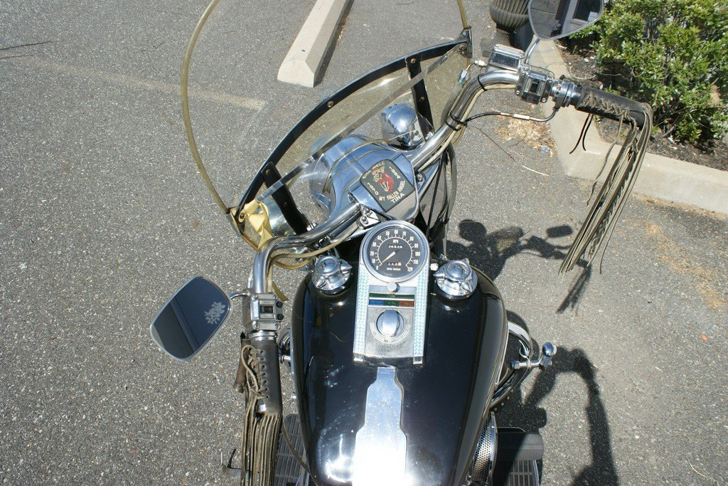13: 1976 Harley Davidson FLH, clean, rideable, titled,  - 5