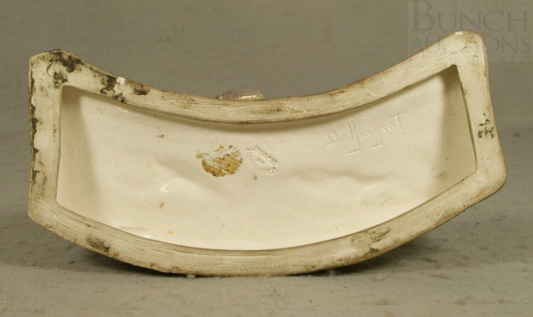 8A: Pierre Adrien Dalpayrat, 1844-1910, a gray glazed c - 3