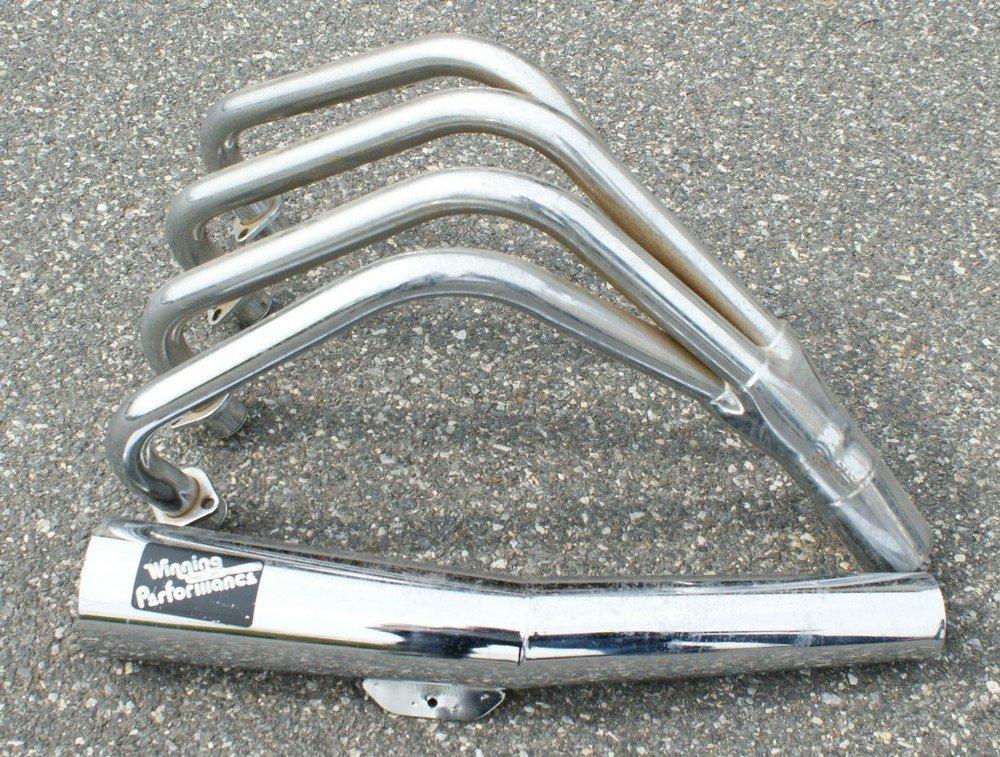 185: Winwing Performance Yinto/pipe Suzuki 750/1000
