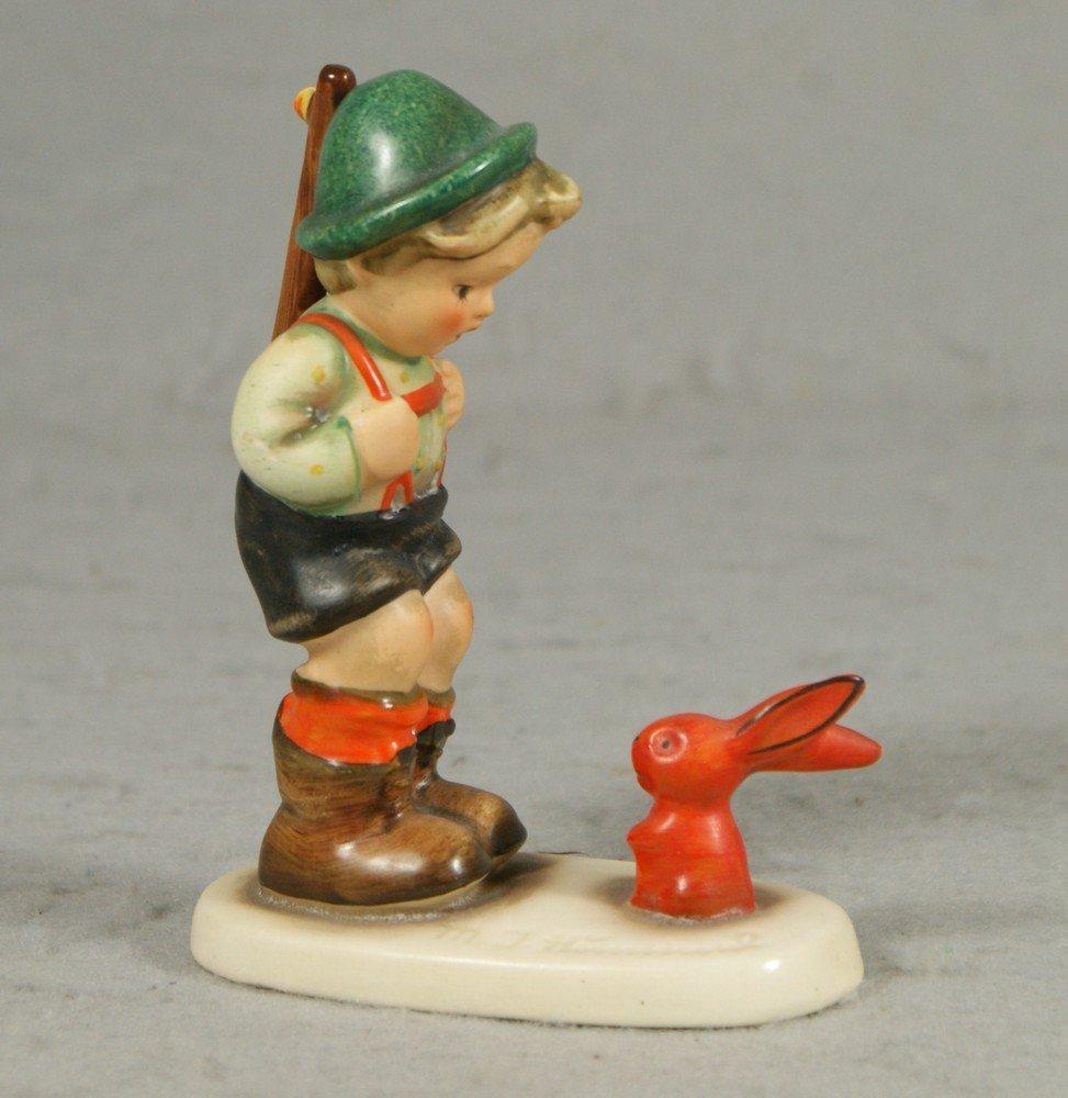 "3011: Hummel figurine, ""Sensitive Hunter"", no 6, TM 2 F"