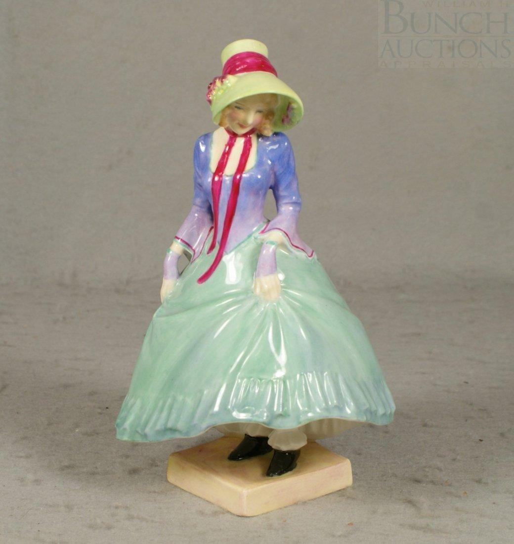 "3046: Royal Doulton, Pantalettes figurine, 7 3/4"" h"