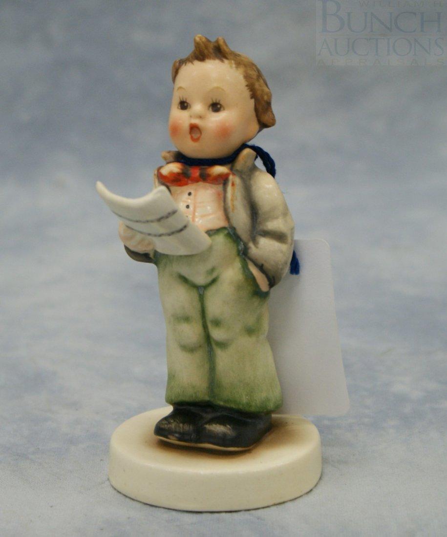 "3075: Hummel figurine ""Soloist"" no 135, 4 3/4"" tall, in"
