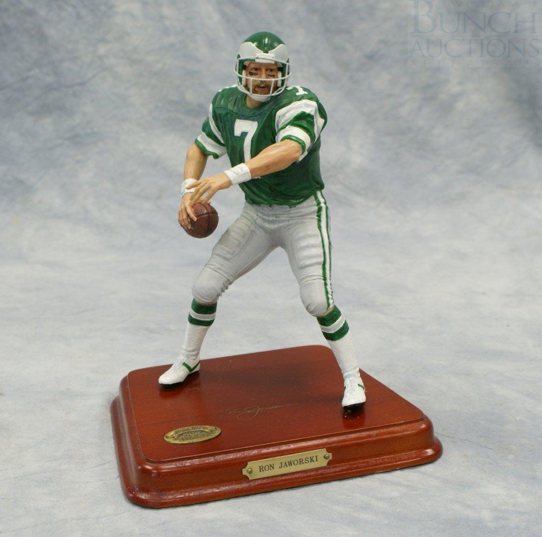 3301: Ron Jaworski, Philadelphia Eagles, The Danbury Mi
