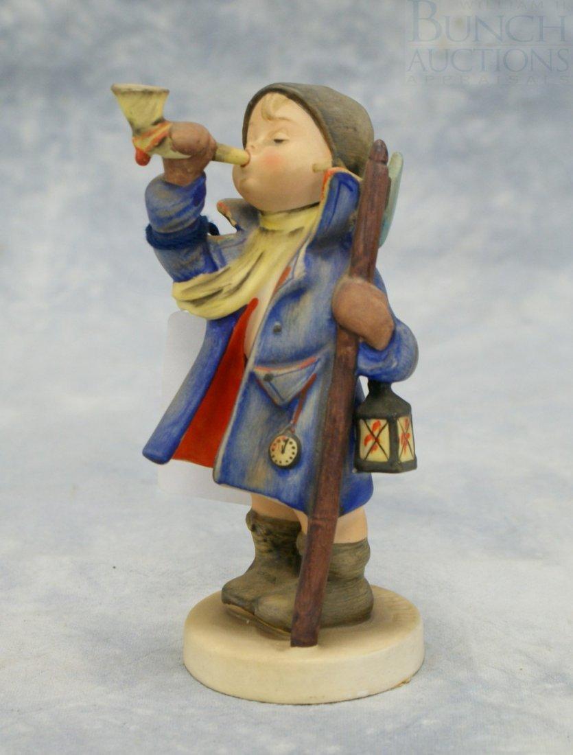 "3089: Hummel figurine, ""Hear Ye, Hear Ye"" no 15/0, full"