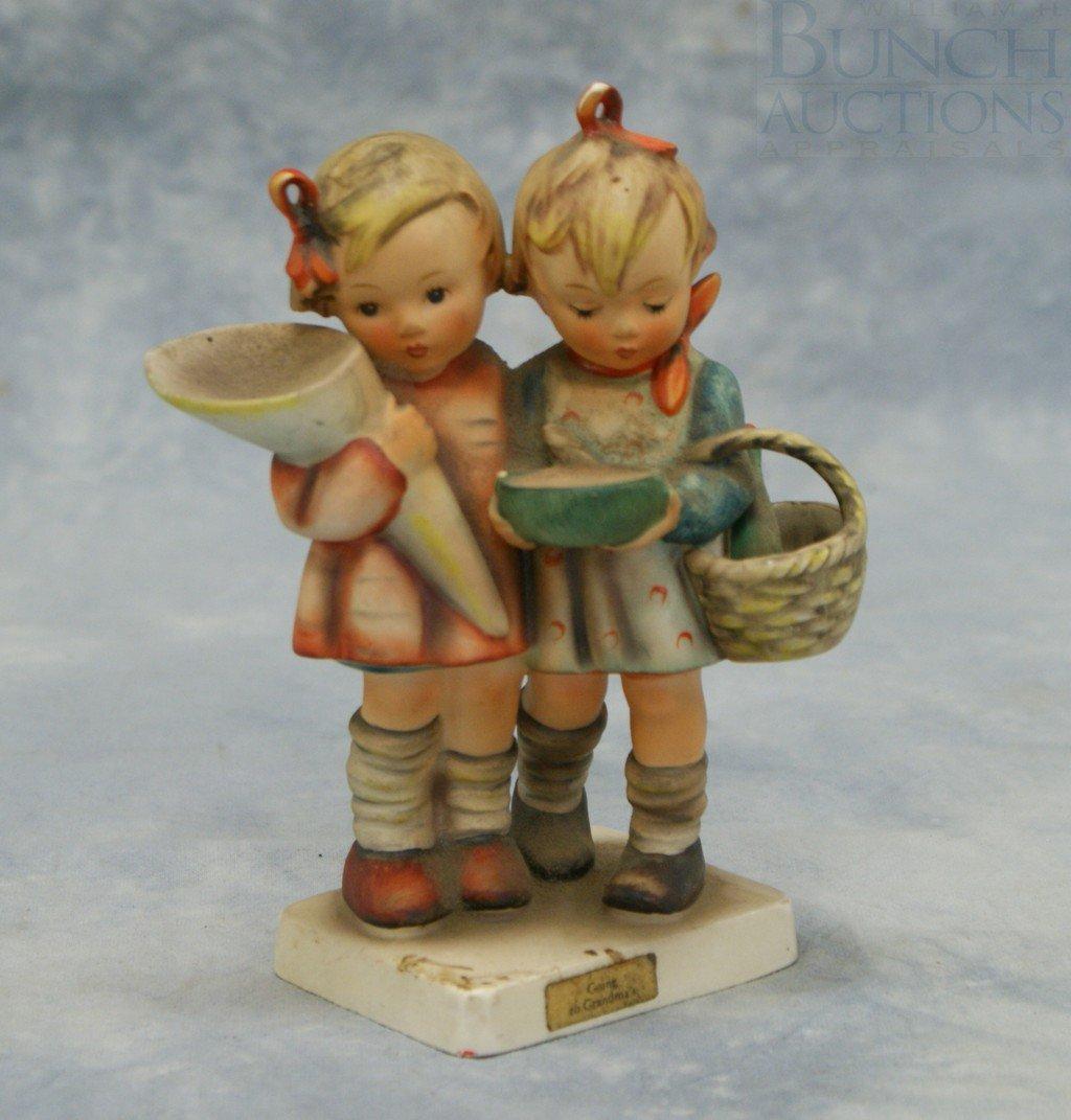 "3091: Hummel figurine, ""Going to Grandma's"" no 52/1, TM"