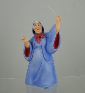 """Cinderella, Fairy Godmother """"Bibbidi, Bobbidi, B"""