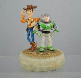 Toy Story, Ron Lee Sculpture, Signed Ron '96, 28