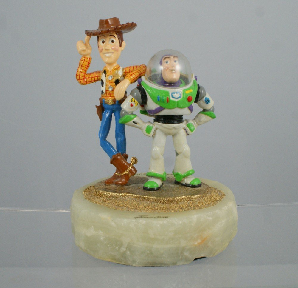 3040E: Toy Story, Ron Lee Sculpture, signed Ron '96, 28