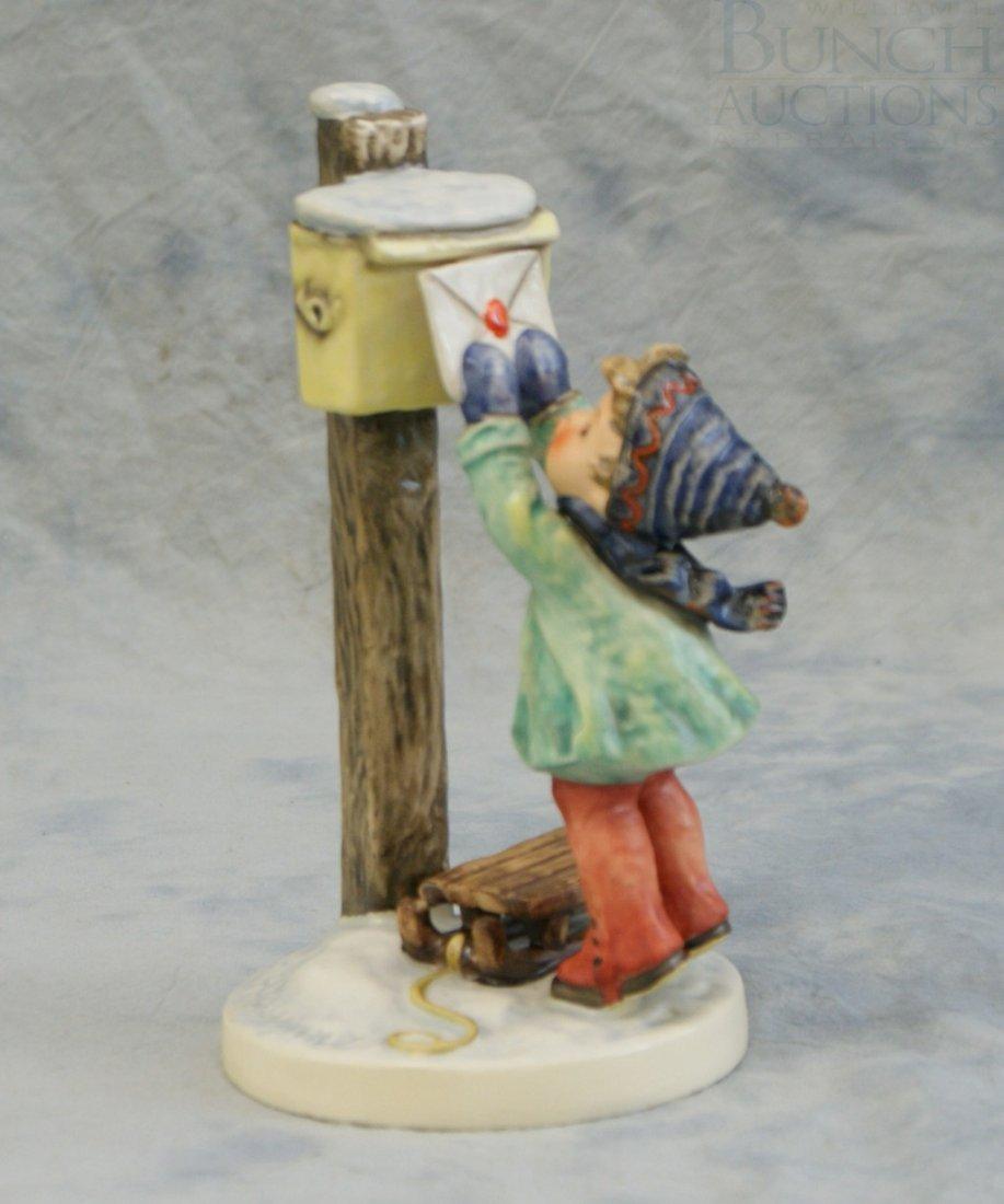 3153C: Hummel figurine, Letter to Santa Clause, 340, TM