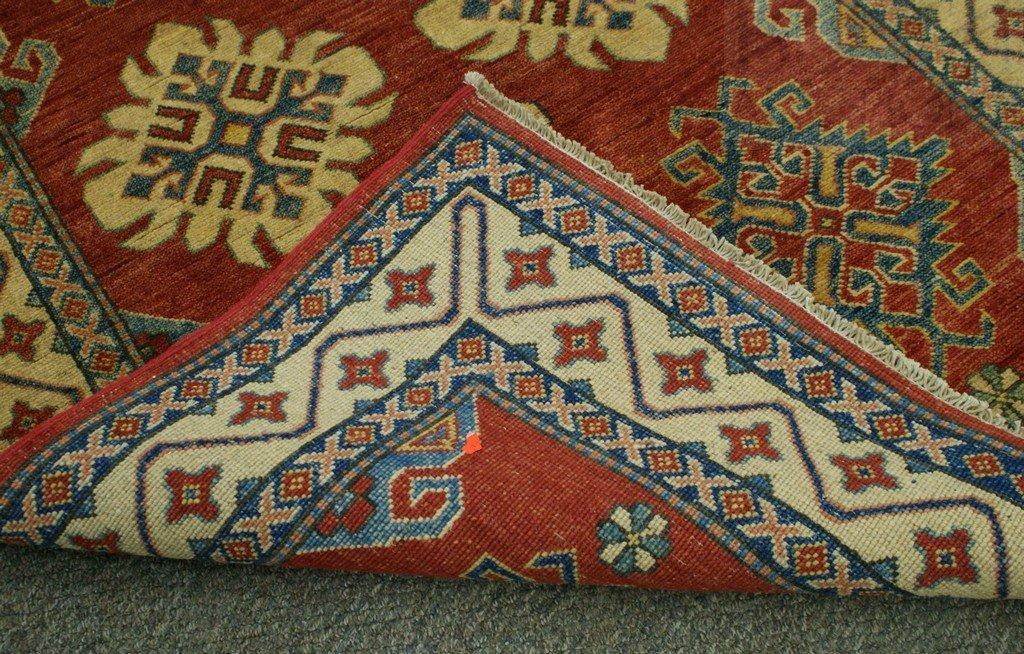 """4020B: 4'4"""" x 6'2"""" Uzbek Kazak - 2"""