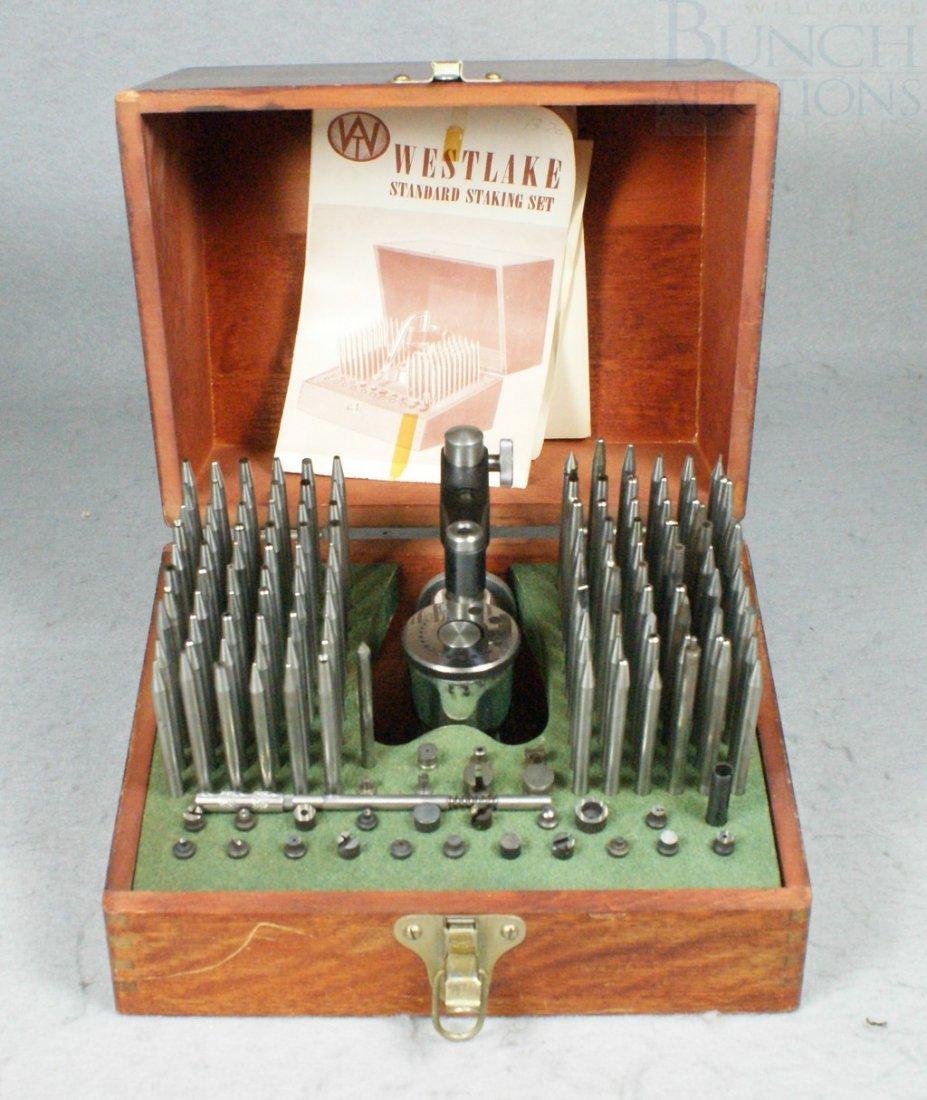 4100O: Metalix Westlake Standard Staking set, original