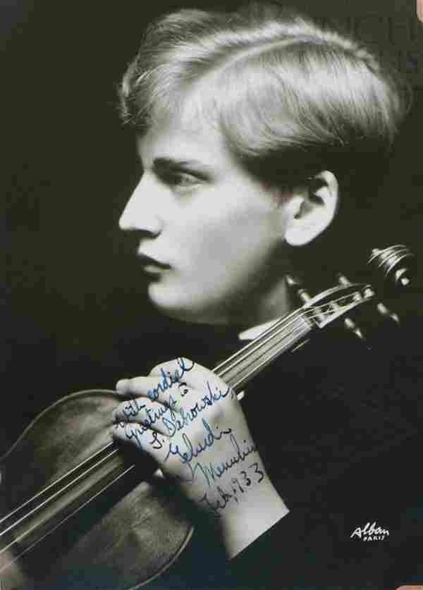 Classical music archive collected by Stanislaw Do
