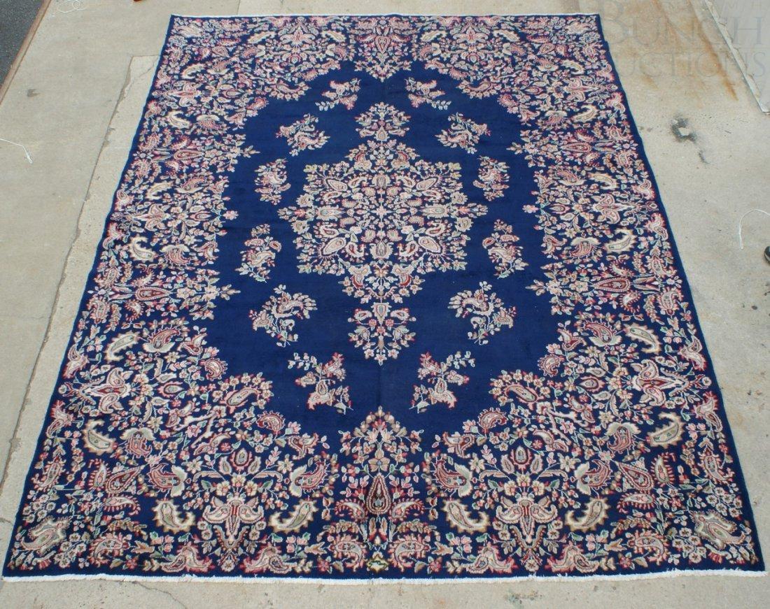 """6023: 9'9"""" x 13'1"""" Persian Kirman"""